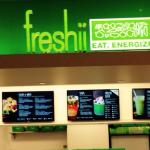 I wish we had this in Stl. I would be there every day. Great food and healthy. Located in the Ro