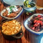 Starters (Mac & Cheese, Burnt Ends, Chicken Ribs)
