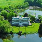 Häckeberga Slott flygfoto