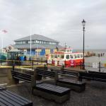 Fleetwood to Knott End Ferry Service