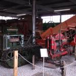 Museum of Lincolnshire Life, Lincoln - Tractors