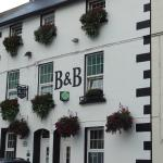 Abbey House Bed and Breakfast, opposite Whites Hotel