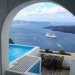 Photo de Kastro Suites Santorini
