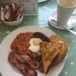 Nice English breakfast
