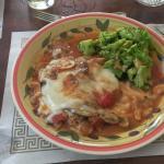 Veal Portofino Lunch