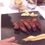 Foto de un entrecot de buey Premium 39.50 €