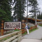 Foto de Moraine Lake Lodge