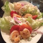 Delicious Wedge add Shrimp