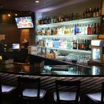Bar Area at Sushi Maru