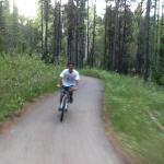 ปั่นจักรยานทางbike path