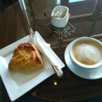 Apple turnover e cafe
