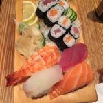 Repas typique Japonais