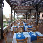 Restaurant Aussenbereich