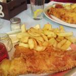 Fish'n'chips!