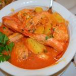 la bouillabaisse portugaise ...un régal