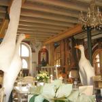 L'interno del ristorante