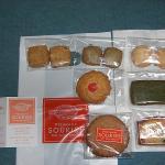 各種焼き菓子