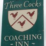 Restaurant at The Three Cocks