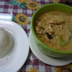 Panang Curry @ Boon's Family Thai