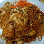 Pad Thai Noodle @ Boon's Family Thai