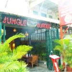 Jungle Burger front