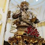 Busto Argenteo del Santo Patrono