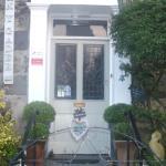 Tan y Gader front door