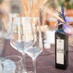 Olive Oil Wedding Favor from La Locanda di Giulia
