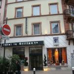 Hotel Le Grillon Foto