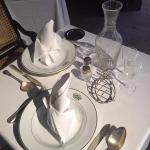 This used to be the original tableware from the hotel when built