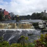 wasserfall in Ennistymon