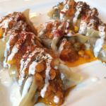 Mantoo Dumplings (entree version comes with 7) These are so amazing!