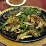 Steak/Chicken Fajitas