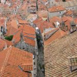 taken from the walls of Old Town Dubrovnik