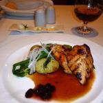 charrred chicken breast