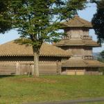 History Park Kikuchi Castle Foto