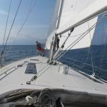 Sailing Saronic Gulf