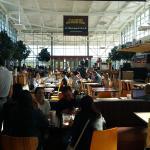 Restaurants-Shops