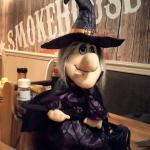 Halloween Esmeralda @ The Smoke house