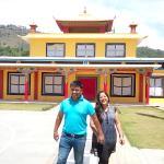 Tashi Jong Buddhist Monastery