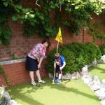 Crazy Golf (Grandma Paid) lol