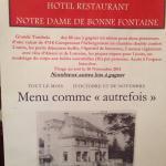 Photo of Hotel Notre-Dame de Bonne Fontaine
