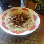 Shandong Beef Noodles