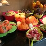 colazione frutta varia
