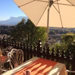 Ausblick von Saxifraga