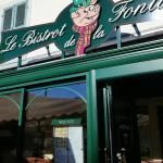 Photo of Le Bistrot de la Fontaine