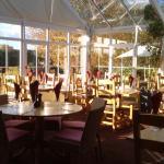 Superb dining area