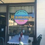 Ramona cafe pics