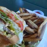 Burger, meet fries