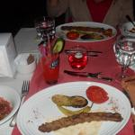 A La Carte Resturant Turkish (FREE but must book)